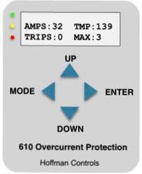610 Overcurrent Protection