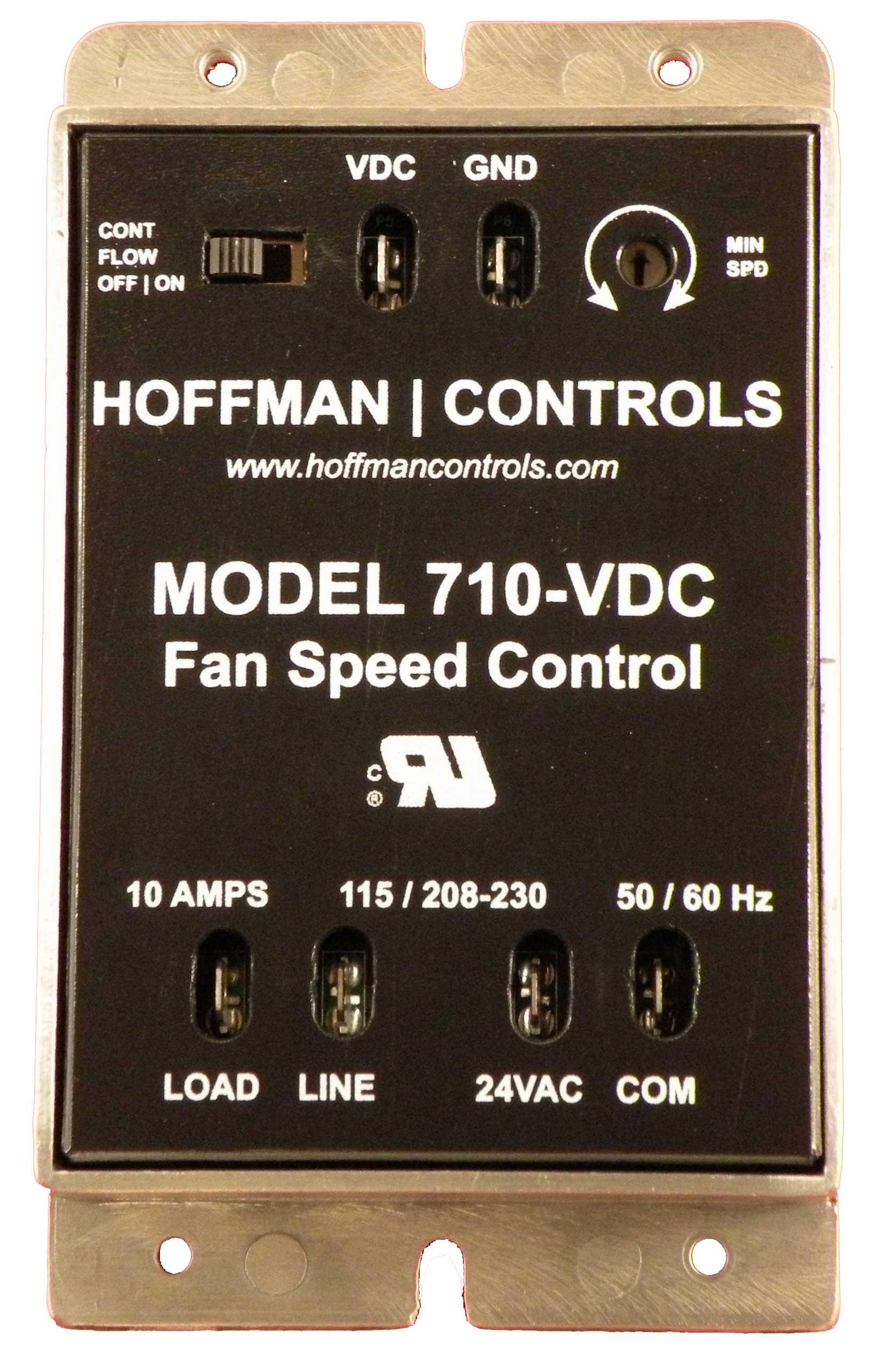 710 Vdc Fan Speed Control