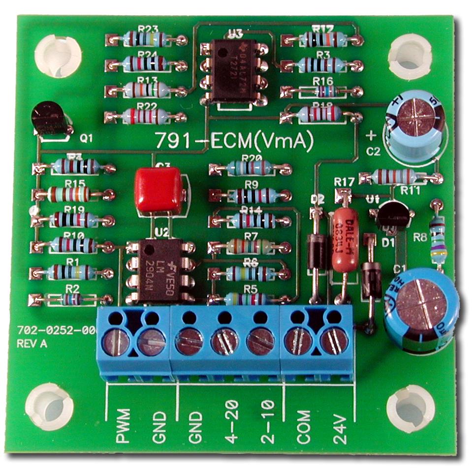 791-ECM General Purpose Fan Speed Control